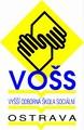 logo Obchodní akademie a Vyšší odborná škola sociální, Ostrava-Mariánské Hory, příspěvková organizace