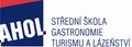 logo AHOL - Střední škola gastronomie, turismu a lázeňství