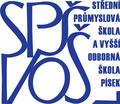 logo Střední průmyslová škola a Vyšší odborná škola, Písek, Karla Čapka 402