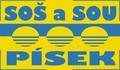 logo Střední odborná škola a Střední odborné učiliště, Písek, Komenského 86