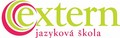 logo Jazyková škola Extern Plzeň