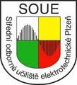 logo Střední odborné učiliště elektrotechnické Plzeň, Vejprnická 56