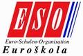logo Euroškola Praha střední odborná škola, s. r. o.