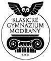logo Klasické gymnázium Modřany a základní škola, s.r.o.