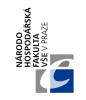 logo Národohospodářská fakulta