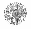 logo Univerzita Karlova v Praze, Matematicko-fyzikální fakulta