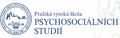 logo Pražská vysoká škola psychosociálních studií, s. r. o.