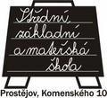 logo Střední škola, Základní škola a Mateřská škola Prostějov, Komenského 10