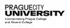 logo Prague City University (bývalá Akcent College)