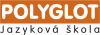 logo Jazyková škola Polyglot České Budějovice