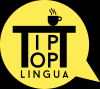 logo Tip Top Lingua, s.r.o.