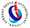 logo Střední škola automobilní, Krnov, příspěvková organizace