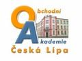 logo Obchodní akademie, Česká Lípa, náměstí Osvobození 422, příspěvková organizace