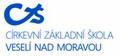 logo Církevní základní škola ve  Veselí nad Moravou