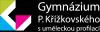logo Gymnázium P. Křížkovského s uměleckou profilací, s. r. o.