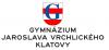 logo Gymnázium J.Vrchlického Klatovy