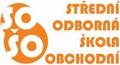 logo Střední odborná škola obchodní s. r. o.