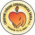 logo Církevní střední zdravotnická škola s. r. o.