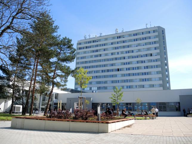 Budova Fakulty filozofické