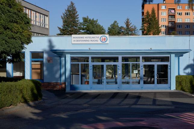 Akademie hotelnictví a cestovního ruchu Plzeň