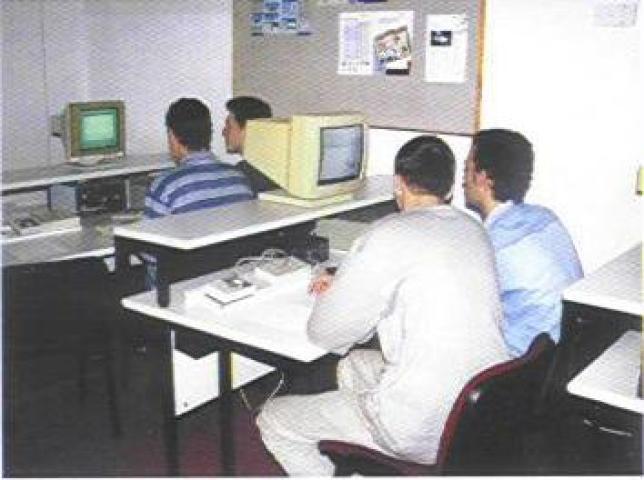 Učebny PC