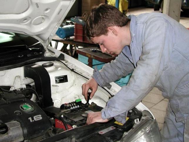 obor Mechanik, opravář motorových vozidel