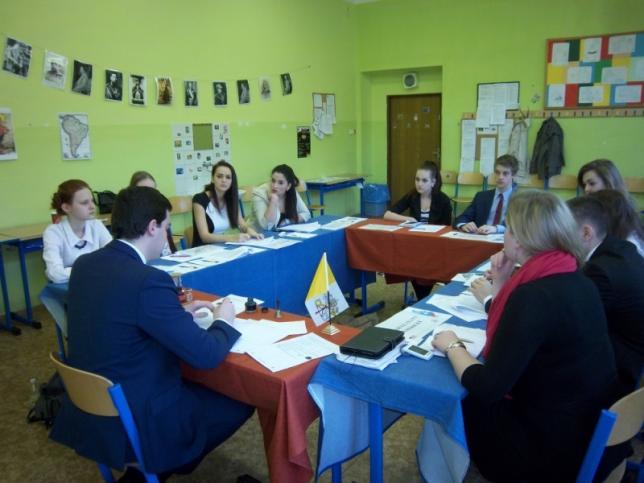 Projekt Diplomatické fórum
