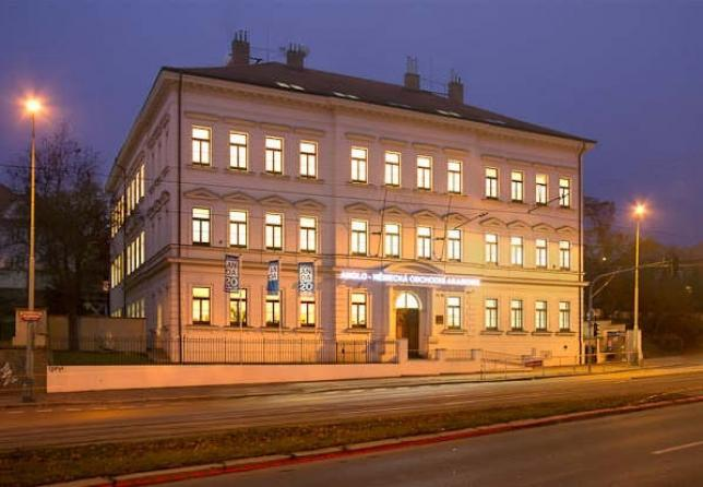 Anglo - německá obchodní akademie
