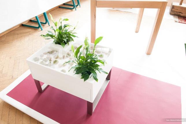 Realizovaný výrobek oboru Design nábytku a interiéru