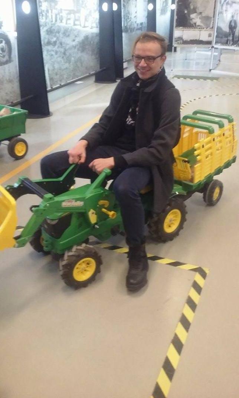 Den Země - návštěva zemědělského muzea