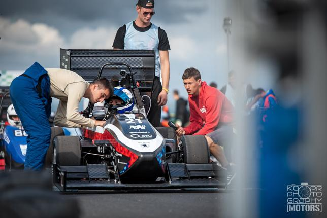 Formule studentského týmu Formula Student CTU CarTech