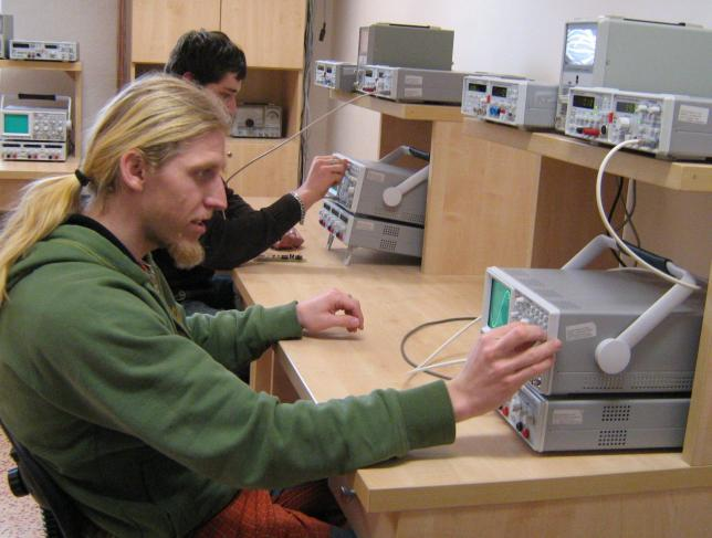 Učební obor Elektromechanik pro zařízení a přístroje