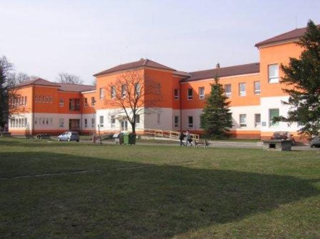 Lékařská fakulta OU v Ostravě - jedna z budov
