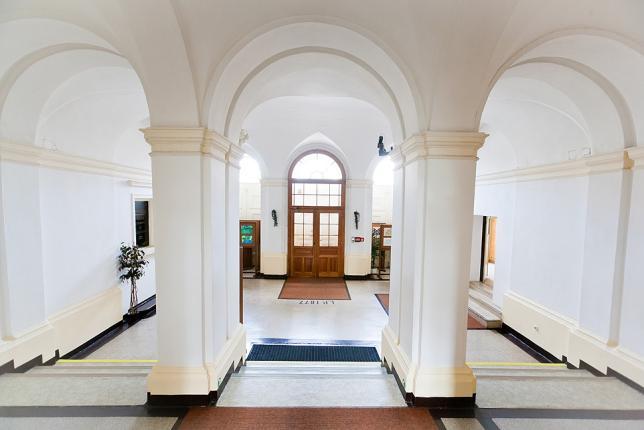 Foyer školy