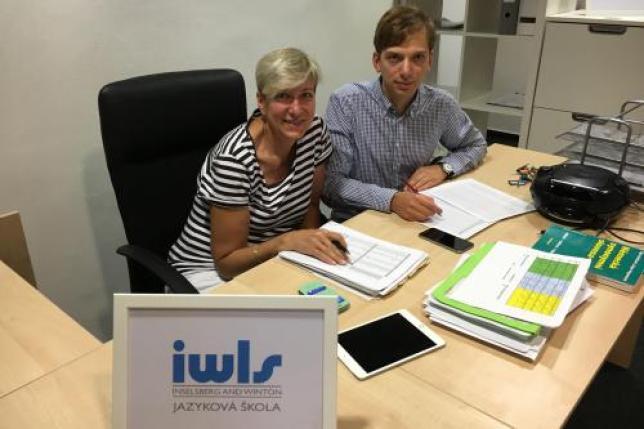 IWLS Jazyková škola Anděl Praha