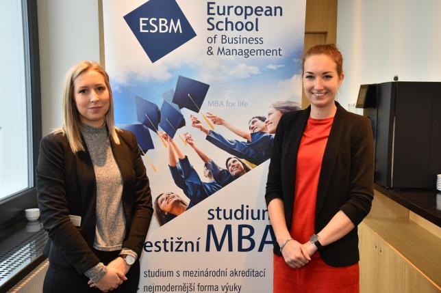 Výuka programu MBA na ESBM (1)
