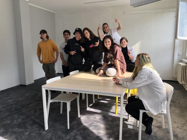Naše nová třída