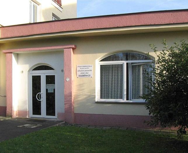 Kadeřnický salon v Sokolově