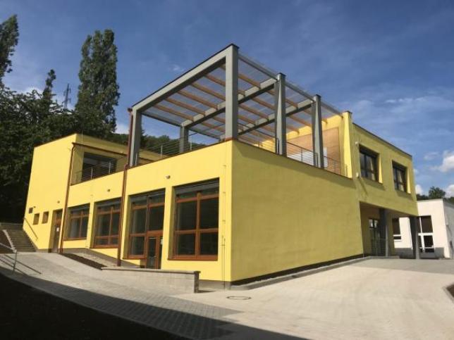Nová budova PřF UJEP - CBEO