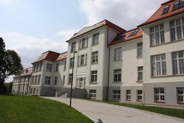 budova FF UJEP