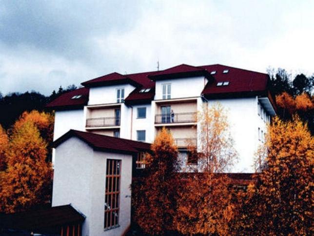 Domov mládeže PSŠ Letohrad