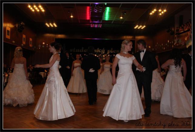 Studentský ples - 2012
