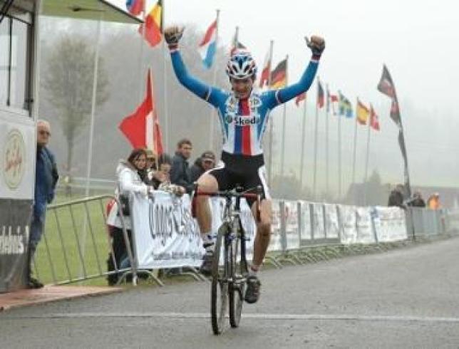 Lubomír Petruš - Mistr Evropy v cyklokrosu