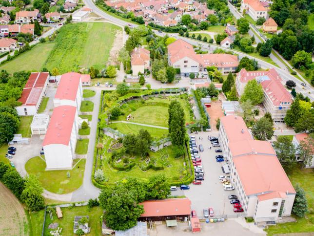 Lednický kampus Zahradnické fakulty MENDELU