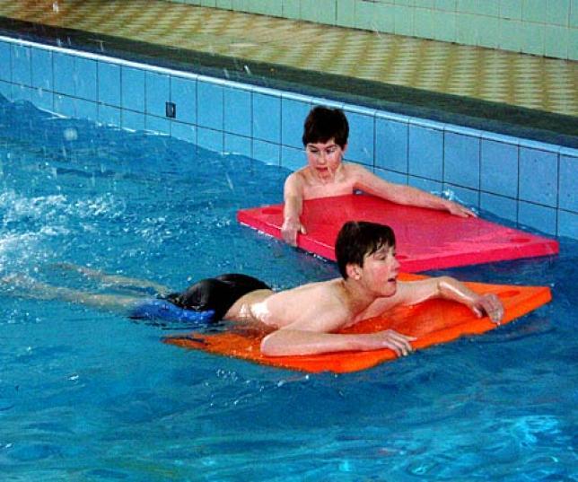 Rehabilitační plavání