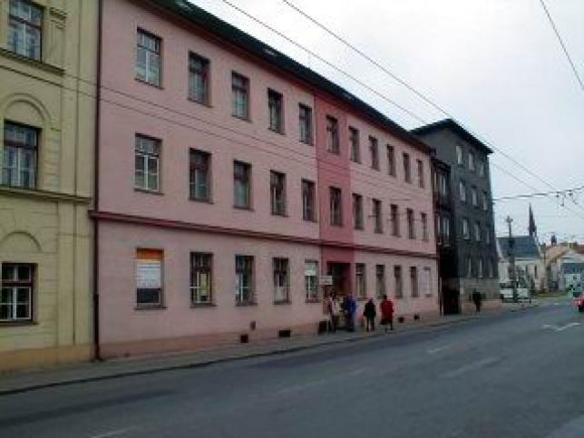 České Budějovice - budova Žižkova 4