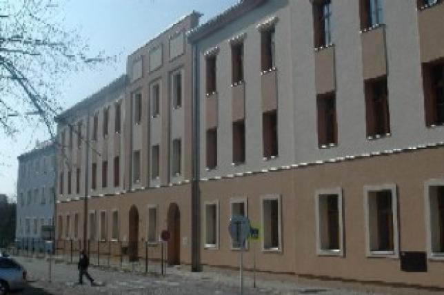 Příbram - budova Dlouhá 163