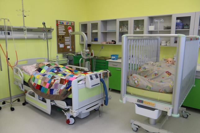 Praktická sestra-odborná učebna