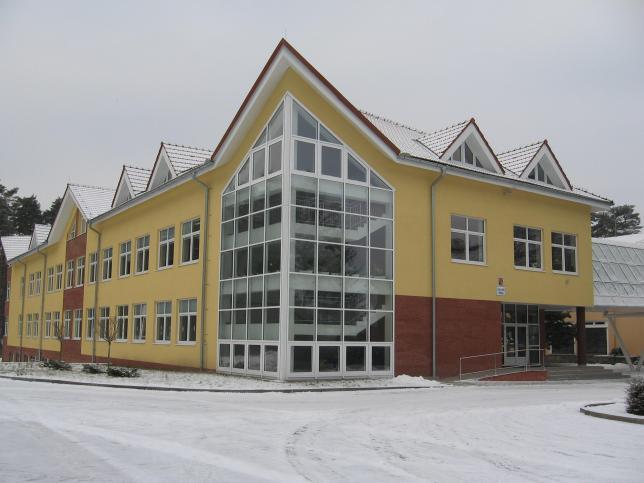 ZŠ Dubňany -  nová budova a spojovací krček do budovy pro I. stupeň