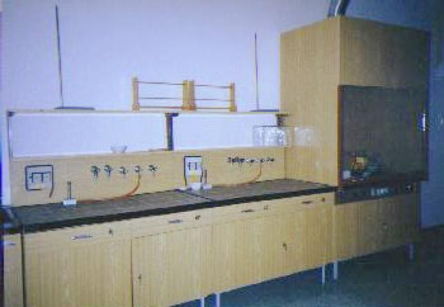 Chemická a fyzikální laboratoř